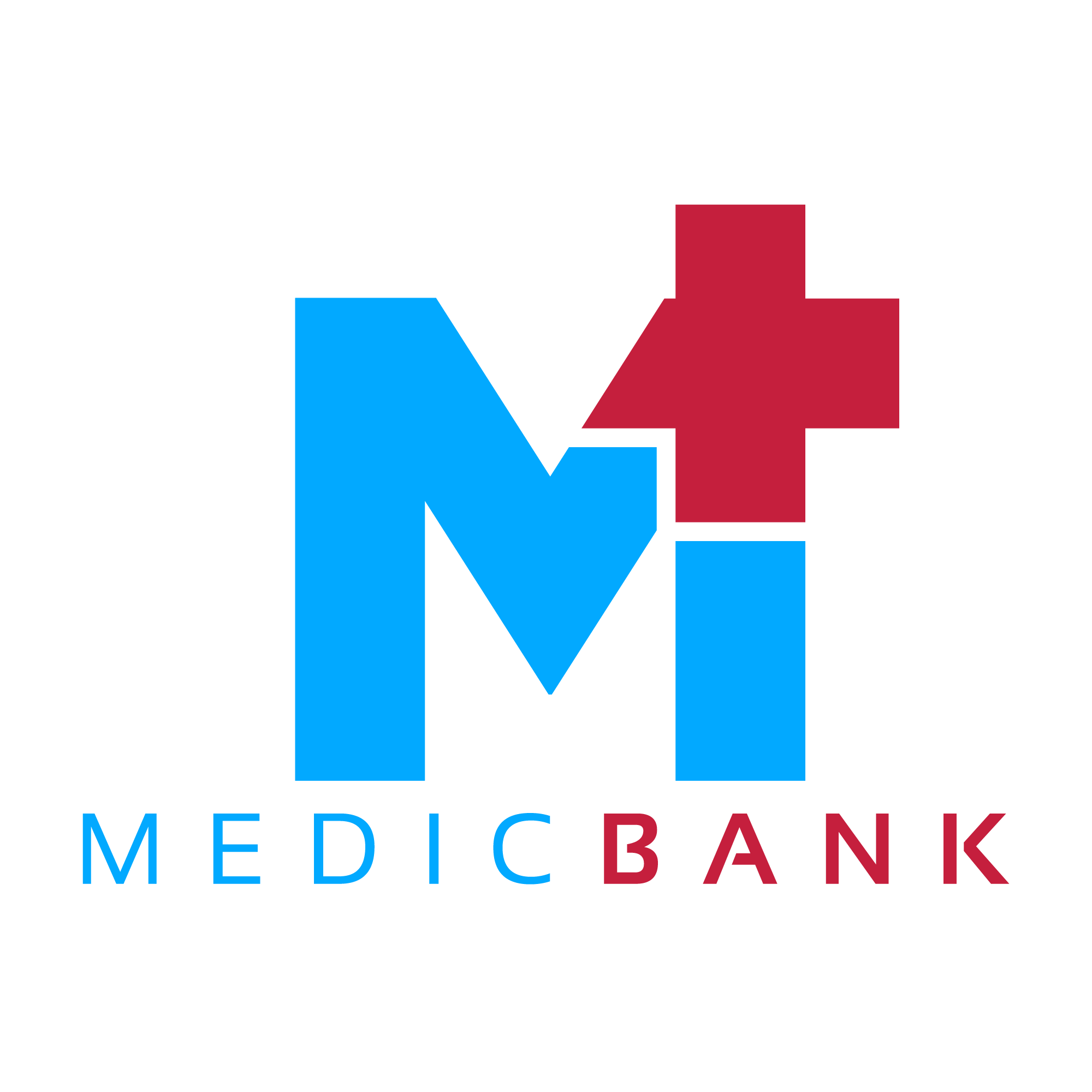 The Waiting Room at MedicBank Logo